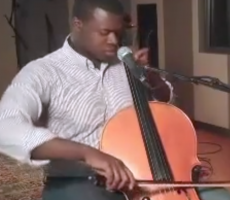 Beatboxing Cellist